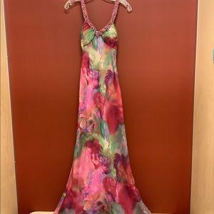 Faviana Couture Eccentric Fairy Prom Dress